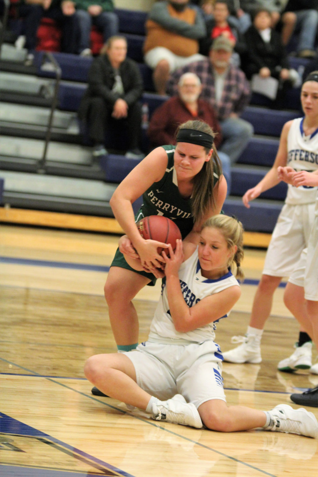 732862aa8 Jefferson Girls JV Basketball Team Has Tough Second Half in Loss to  Perryville