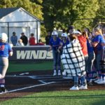 Hawks Erupt for Eight Runs in the Fifth to Win District Semifinal Softball Game