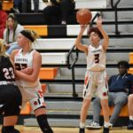 Upset Bid Falls One Point Short as Tigers Fall to Indians
