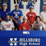 Hillsboro's Beck to Play Baseball at Mineral Area College